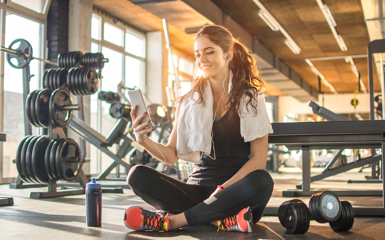 What are the ways to acquire knowledge about fitness?