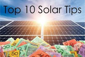 Save The World, Save Some Money With Solar Power