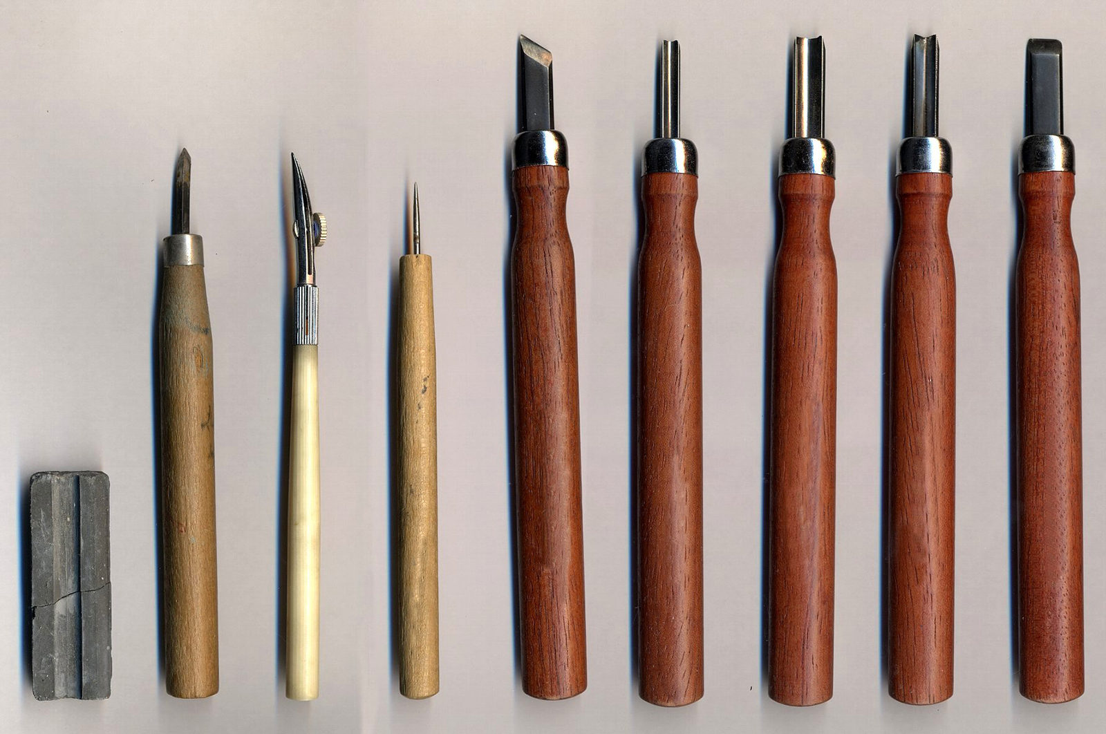 How to select the best chisel tool for a creative masterpiece