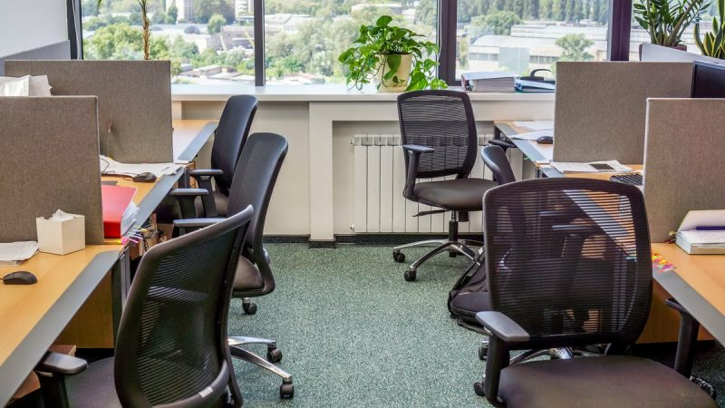 The Right Office Furniture