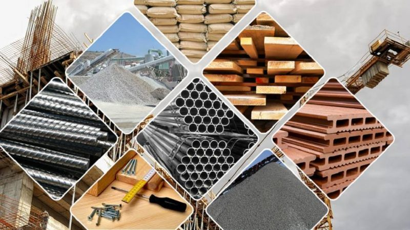 About Used Building Materials Versus New Building Materials