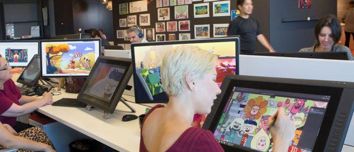 Sydney animation studio