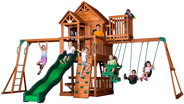 A Guide To Kids Outdoor Play Equipment